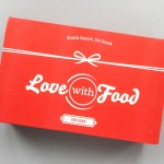 Love With Food Subscription Box Review + Promo Code – January 2017