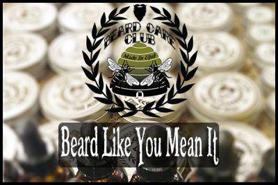 Beard Care Club