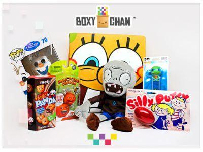Boxy Chan