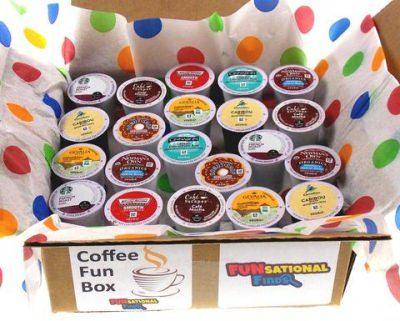 Coffee FUN Box