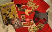 Comic Book Zwaag Bag