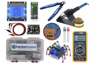 Hacker Boxes