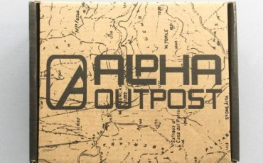 Alpha Outpost Subscription Box Review – February 2017