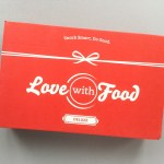 Love With Food Subscription Box Review + Promo Code – February 2017