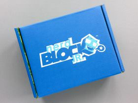 Nerd Block Jr. Boys Review + Coupon Code – January 2017
