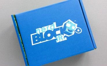 Nerd Block Jr. Boys Review + Coupon Code – January 2017