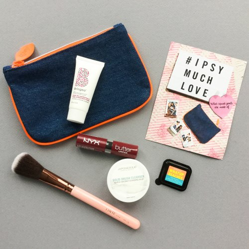 ipsy Glam Bag Review – February 2017