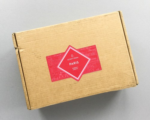 Scent From Subscription Box Review + Promo Code – February 2017