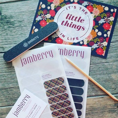 Jamberry Nails Style Box
