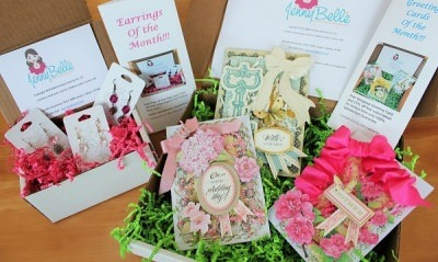 JennyBelle Designs Greeting Cards of the Month