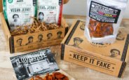 Louisville Vegan Jerky Of The Month Club