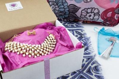 Pink Aura Box