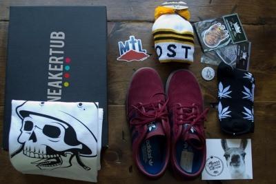Sneakertub