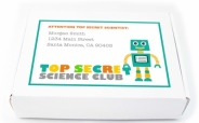 The Top Secret Science Club