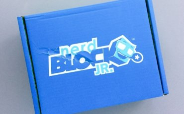 Nerd Block Jr. Boys Review + Coupon Code – March 2017