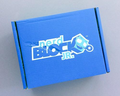 Nerd Block Jr. Boys Review + Coupon Code – March 2017