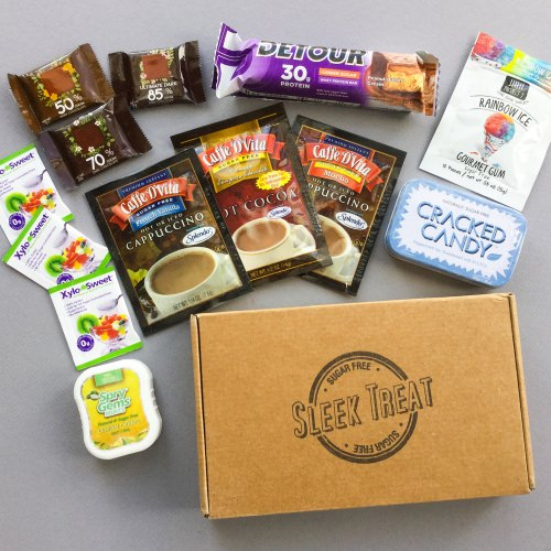 Sleek Treat Subscription Box Review + Promo Code – March 2017