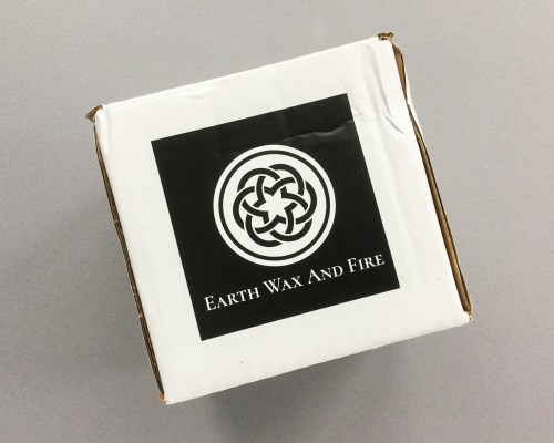 Earth Wax Fire Subscription Box Review + Coupon Code – March