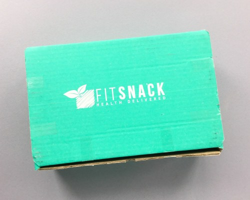 Fit Snack Review + 50% Off First Month – January 2017