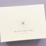 Mapleblume Subscription Box Review – February 2017