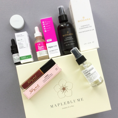 Mapleblume Subscription Box Review – February 2017