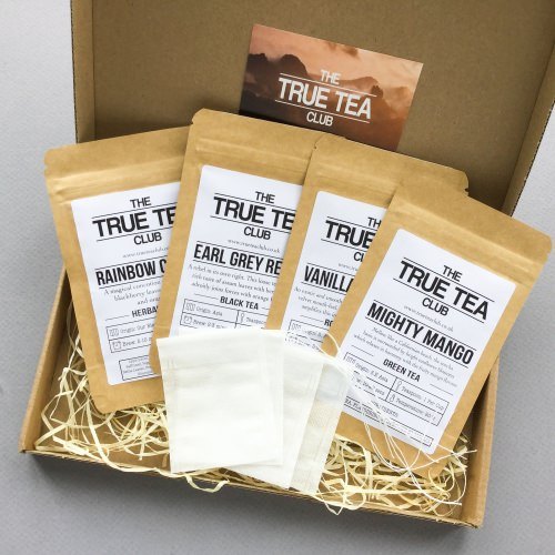 True Tea Club Subscription Box Review + Coupon Code -March 2017