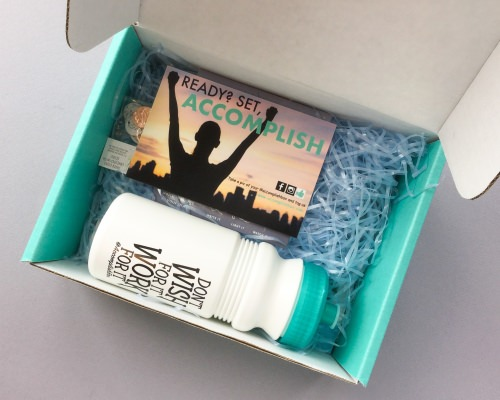 Accomplish Box Subscription Box Review – March 2017