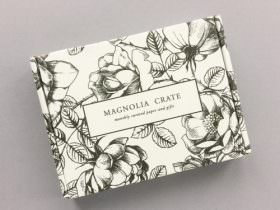 Magnolia Crate Subscription Box Review + Coupon Code – April 2017