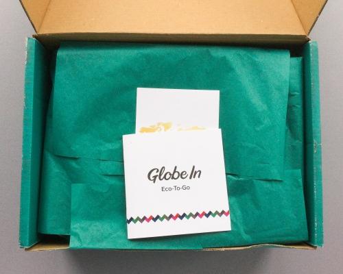 "GlobeIn Artisan Box ""Eco-To-Go"" Review + Coupon Code – April 2017"