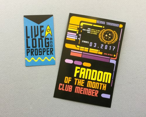 Fandom of the Month Club Review + Coupon Code – March 2017