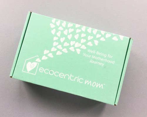 Ecocentric Mom Subscription Box Review + Coupon Code – April 2017