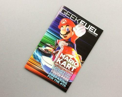 Geek Fuel Subscription Box Review + Discount – April 2017
