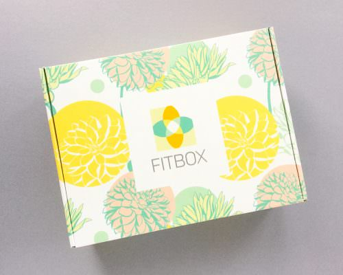 FitBox Subscription Box Review + Promo Code – Spring 2017