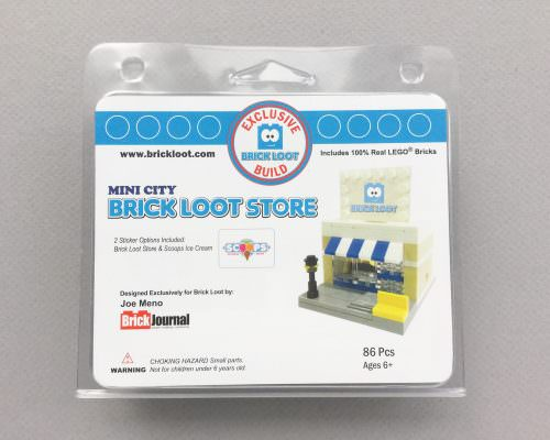 Brick Loot Subscription Box Review + Coupon Code – April 2017