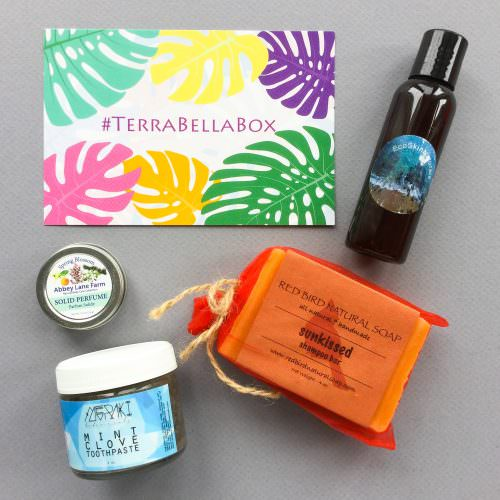 Terra Bella Box Review + Coupon Code – April 2017