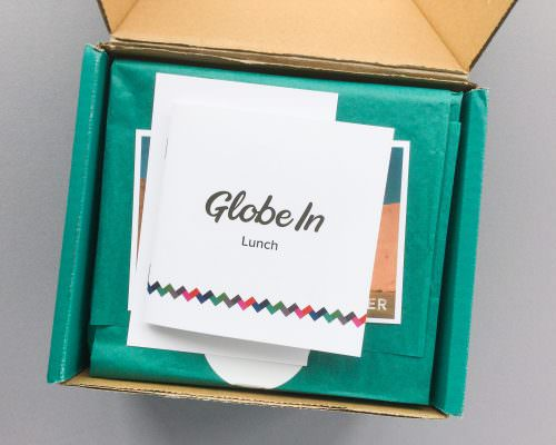 "GlobeIn Artisan Box ""Lunch"" Review + Coupon Code – May 2017"
