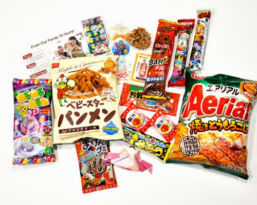 Freedom Japanese Market Subscription Box Review + Promo Code – March 2017