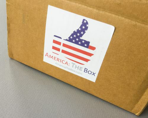 America: The Box Subscription Box Review + Coupon Code – May 2017