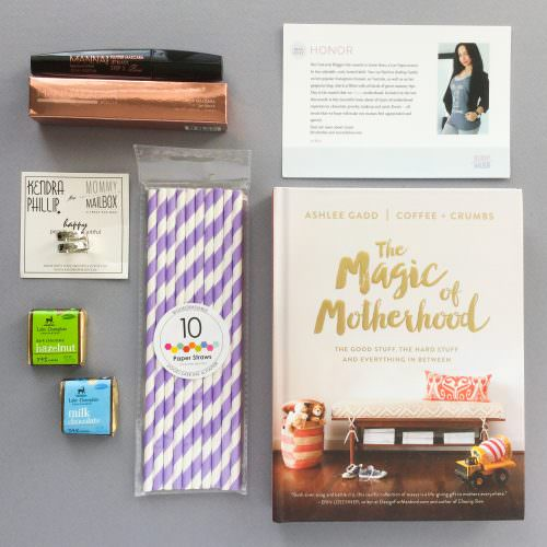 Mommy Mailbox Subscription Box Review + Coupon Code – May 2017