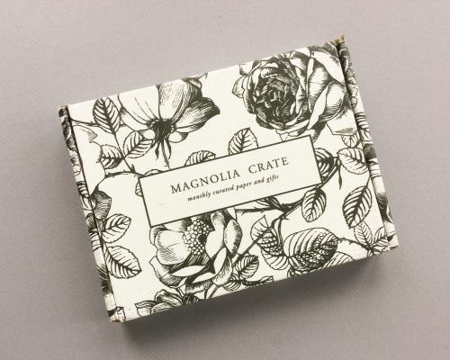Magnolia Crate Subscription Box Review + Coupon Code – May 2017