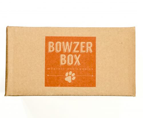 Bowzer Box Review + Discount Code – May 2017