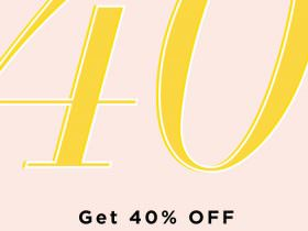 FabFitFun 40% Off Coupon Code!