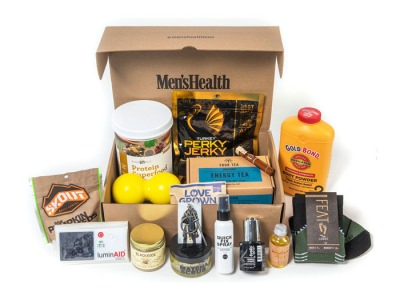 Men's Health Box