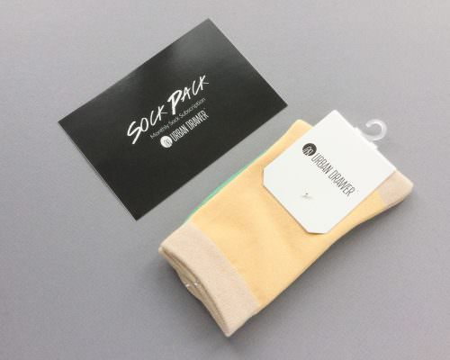 Sock Pack by Urban Drawer Subscription Box Review + Promo Code – May 2017