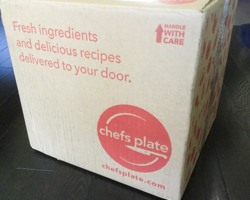 Chefs Plate Subscription Box Review + Promo Code – May 2017