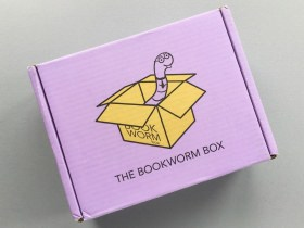 The Bookworm Box Subscription Box Review – June 2017