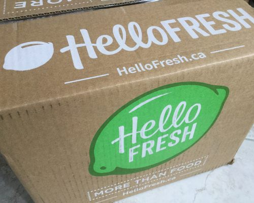 HelloFresh Subscription Box Review + Coupon Code – June 2017