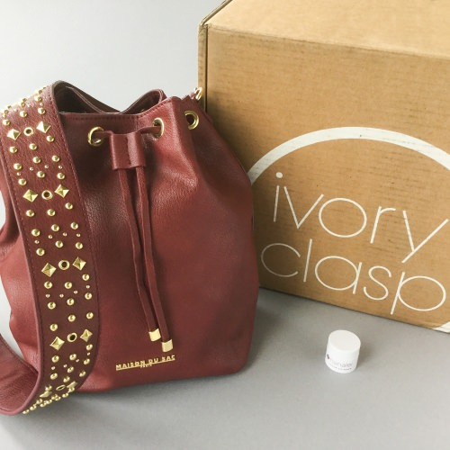Ivory Clasp Subscription Box Review + Coupon Code – June 2017