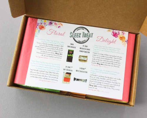 Sleek Treat Subscription Box Review + Promo Code – May 2017