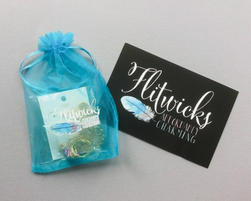 Flitwicks Jewelry Subscription Box Review + Promo Code – May 2017